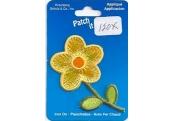 Floral  Iron On Applique 120