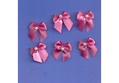 6 - Small Rose Bows/w Beads287