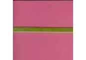 """4 1/3 Yds   3/8""""     Lime Green Velvet Ribbon  713X"""