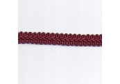 "3 Yds   5/8""    Burgundy Gimp Braid   736X"