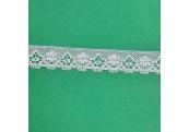 "5 Yds  3/4""  Lilac Lace   1659"