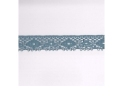 "5 Yds   1 1/4""  Blue Lace    3014"