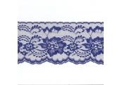 """9 Yds  4""""  Purple Scalloped Lace  4790"""