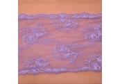 """5 Yds   6 1/2"""" Lavender Lace  4824"""