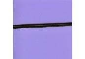 "5 Yds   3/16""  Black Cord Trim   1483"