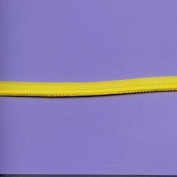 """5 Yds    3/8""""    Tiny Yellow Soutache Cordedge  1598"""