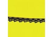 """5 Yds 1/2""""  Black Crochet Cluny Lace   2119"""