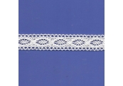 """5 Yds  7/8"""" Off White Crochet Cluny Lace   4524"""