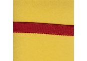 "5 Yds 1/2""  Cranberry Red Elastic   1654"