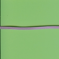 "5 Yds  1/8""   Tiny Lavender Elastic   1737"