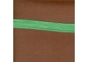 "9 Yds 5/8"" Mint Fold Over Elastic 3485"