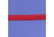 "5 Yds 5/8""  Red  Foldover Elastic   4052"