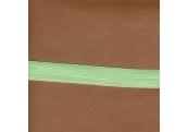"5 Yds 5/8"" Pistachio Green Fold Over Elastic  4207"