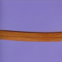 "5 Yds 5/8"" Rust Fold Over Elastic    4209"