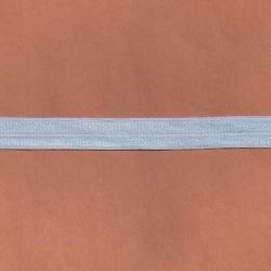 "5 Yds 5/8"" Baby Blue Fold Over Elastic  4259"
