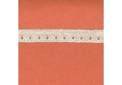 """5 Yds    7/8""""   Off White Embroidery Eyelet Lace  1963"""