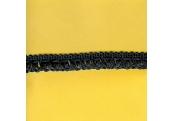 """5 Yds  7/8""""  Conso Blue Loop Fringe    2712"""