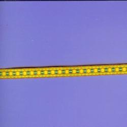 """5 Yds   3/8"""" Orange/Green/Yellow Jacquard   1341"""