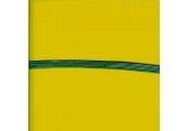 """5 Yds   1/4""""    Green Metallic Flat Braid  3248"""