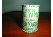 750 Yds   Ecru Quilting Thread  1217