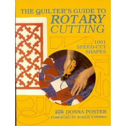The Quilters Guide to Rotary Cutting   	Q