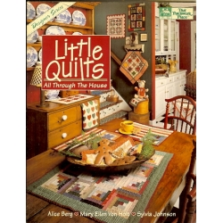Little Quilts all Through The House    	K