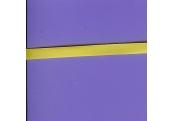 "5 Yds  1/4""  Yellow Poly Satin Ribbon   1540"