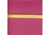 "5 Yds 1/4"" Yellow Poly  Ribbon  1731"