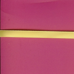 "5 Yds 1/4"" Yellow Poly  Ribbon  1731"
