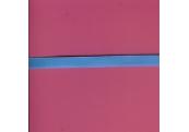 "5 Yds  3/8""  Neon Blue Poly Ribbon  1745"