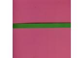 "5 Yds 3/8""  Emerald Green Poly Ribbon  1746"