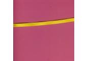 "5 Yds 1/4"" Yellow Poly Ribbon  1753"