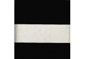"""5 Yds  2 3/4""""  White Water Proof Ribbon   3463"""