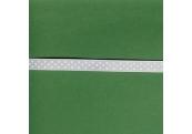 "5 Yds 3/8"" Lilac/White Polka Dot Grosgrain Ribbon   3607"