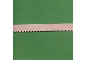 "5 Yds  1/2""   Antique Rose  Grossgrain Ribbon /w Loops   3950"
