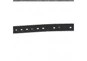 """5 Yds  3/8""""  Designer Black Velvet Ribbon  4121"""