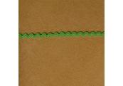 "5 Yds   3/16""    Tiny Green Rick Rack   2854"