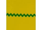 """5 Yds  1/2""""  Emerald Green Rick Rack  3743"""