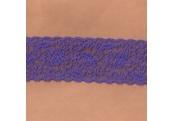 "5 Yds  2 1/2""  Purple Stretch Lace  4428"