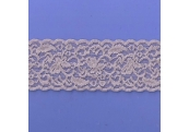"5 Yds  2 3/8""  Sugared Violet Stretch Lace  4430"