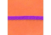 "336 Yds Spool  3/8""  Neon Purple Stretch Lace 4901"