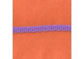 "325 Yds   Spool 3/8""   Purple Samba Stretch Lace  4914"