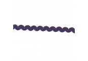 "5 Yds   7/16""     Navy Gimp Braid   2881"