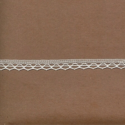 "100 Yds    3/8""    White  Lace   3946"
