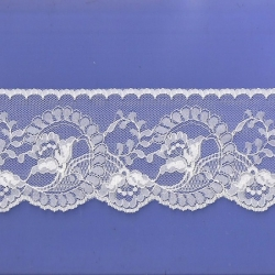 "5 Yds   3 3/4""   Cream   Lace  4980"